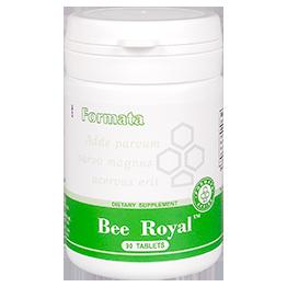 Витаминный комплекс Bee Royal™ (90)212 - великолепный источник белка, витаминов и минералов, оказывает общеукрепляющее действие, повышает защитные силы организма, тонизирует организм, повышает уровень энергии, выносливость, предупреждает запоры и поносы, является антиоксидантом, адаптогеном. Показания: дефицит витаминов (особенно каротина) и минералов, нарушение питания, несбалансированный рацион, ослабление иммунитета, общая слабость, снижение работоспособности, ухудшение сумеречного зрения.