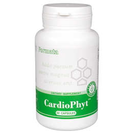 Комплекс витаминов и минералов CardioPhyt