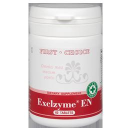 Улучшение пищеварения, улучшение обмена веществ - Exclzyme.