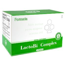 LactoBi Complex (14pcs.)19824 - нормализует микрофлору кишечника. Действия: нормализует микрофлору кишечника (эубиотик), необходим после лечения антибиотиками (нерастительного происхождения), улучшает пищеварение и обмен веществ, способствует укреплению иммунитета, рекомендуется при аллергиях, содержит уникальную растворимую диетическую клетчатку Fibersol 2™. Показания: нарушение кишечной микрофлоры, запоры, неустойчивый стул, профилактика расстройств пищеварения во время путешествий, повреждение слизистой кишечника, длительная лекарственная терапия.
