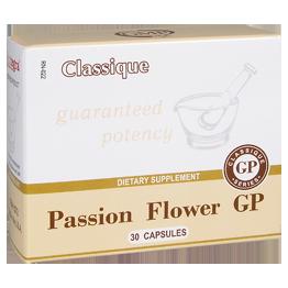 Природный антидепрессант, успокаивающее средство Passion Flower GP (30)